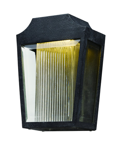 Villa LED Outdoor Wall Lantern Anthracite - C157-85632CLCRAR