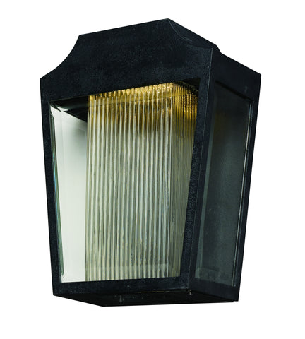 Villa LED Outdoor Wall Lantern Anthracite - C157-85634CLCRAR