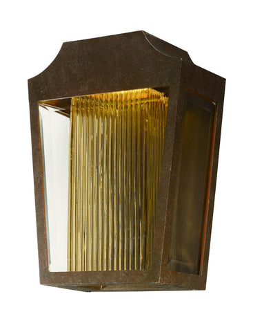 Villa LED Outdoor Wall Lantern Adobe - C157-85634CLTRAE