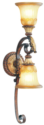 Livex Villa Verona 2 Light VBZ Wall Sconce - C185-8572-63