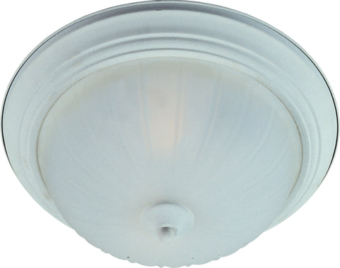 1-Light Flush Mount Textured White - C157-85830FTTW