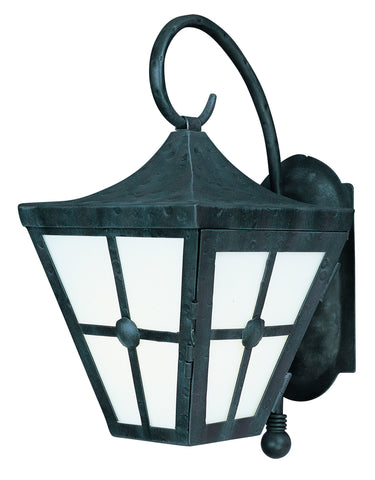 Castille EE 1-Light Outdoor Wall Lantern Country Forge - C157-86232FTCF
