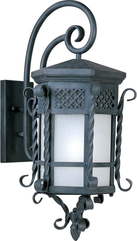 Scottsdale EE 1-Light Outdoor Wall Lantern Country Forge - C157-86325FSCF