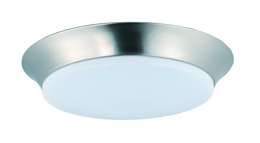 Profile EE LED Flush Mount Satin Nickel - C157-87595WTSN