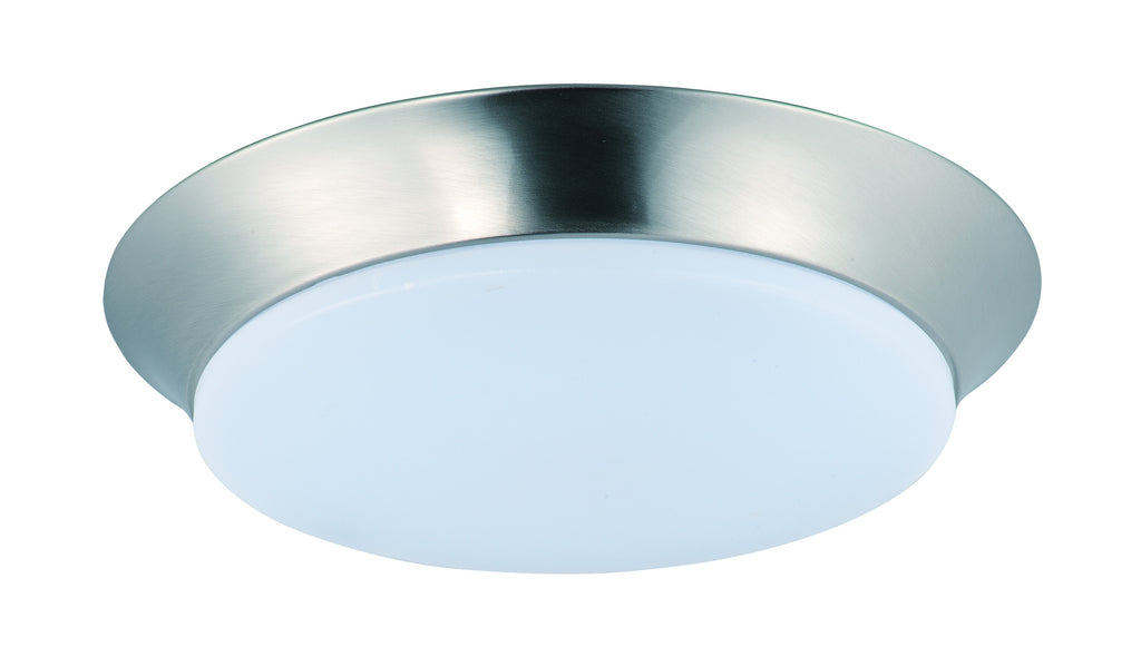 Profile EE LED Flush Mount Satin Nickel - C157-87598WTSN