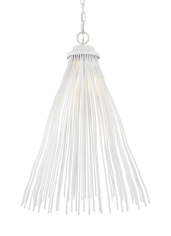 Murray Feiss 1 - Light Large LED Pendant - C140-F3162/1PSW-LED