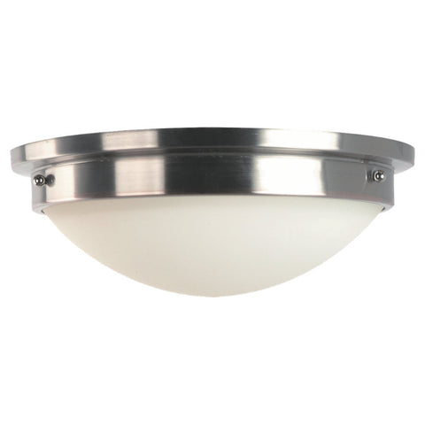 Murray Feiss 1 - Light Indoor Flush Mount - C140-FM228BS/PN-LED