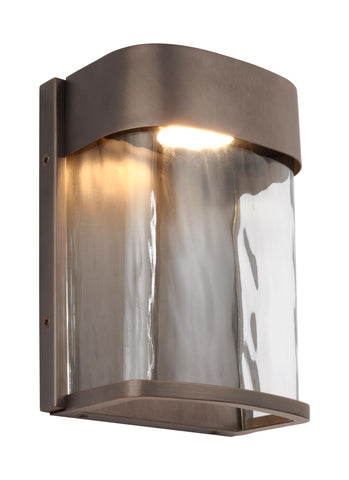 Murray Feiss 1 - Light LED Outdoor Wall Lantern - C140-OL14100ANBZ-LED