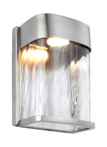 Murray Feiss 1 - Light LED Outdoor Wall Lantern - C140-OL14100PBS-LED