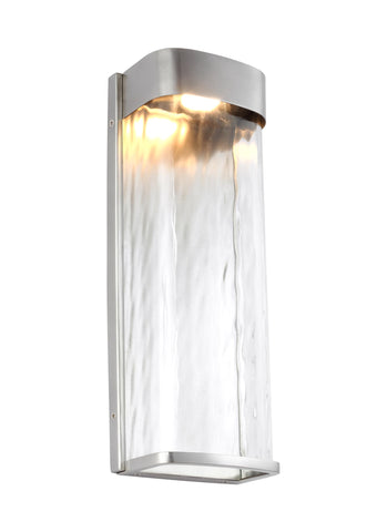 Murray Feiss 1 - Light LED Outdoor Wall Lantern - C140-OL14102PBS-LED