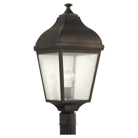 Murray Feiss 1 Bulb Oil Rubbed Bronze Outdoor   - C140-OL4007ORB