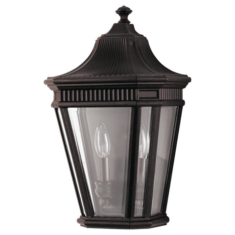 Murray Feiss 2 Bulb Grecian Bronze Outdoor   - C140-OL5403GBZ
