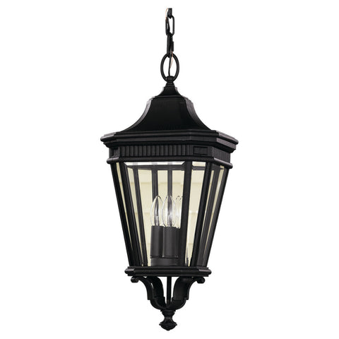 Murray Feiss 3 Bulb Black Outdoor   - C140-OL5411BK
