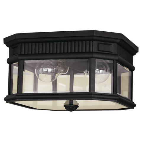 Murray Feiss 2 Bulb Black Outdoor   - C140-OL5413BK