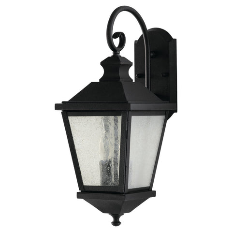 Murray Feiss 2 Bulb Black Outdoor   - C140-OL5701BK