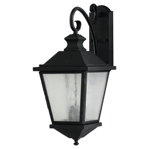 Murray Feiss 3 Bulb Black Outdoor   - C140-OL5702BK