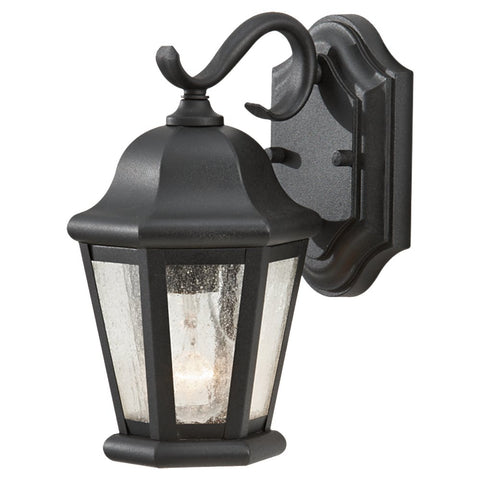 Murray Feiss 1 Bulb Black Outdoor Lighting - C140-OL5900BK