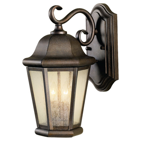 Murray Feiss 2 Bulb Corinthian Bronze Outdoor   - C140-OL5901CB