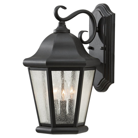 Murray Feiss 3 Bulb Black Outdoor Lighting - C140-OL5902BK