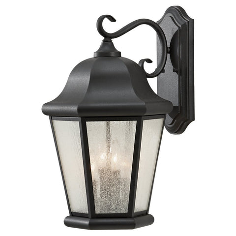 Murray Feiss 4 Bulb Black Outdoor Lighting - C140-OL5904BK