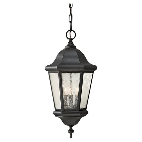Murray Feiss 3 Bulb Black Outdoor Lighting - C140-OL5911BK