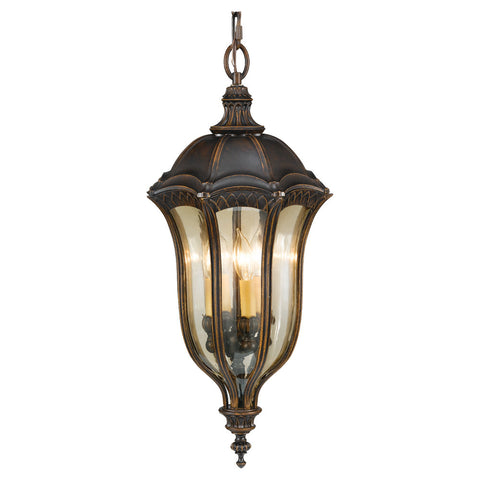 Murray Feiss 4 Bulb Walnut Outdoor   - C140-OL6012WAL