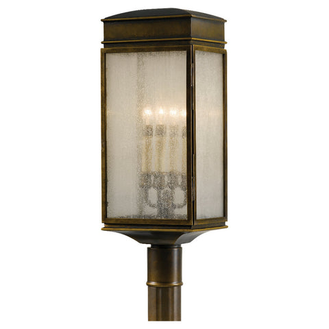 Murray Feiss 4 Bulb Astral Bronze Outdoor   - C140-OL7407ASTB