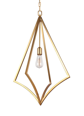 Murray Feiss 1 - Light Large Pendant - C140-P1451BBS