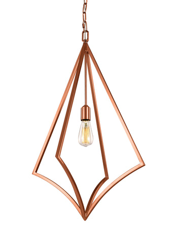 Murray Feiss 1 - Light Large Pendant - C140-P1451CPR
