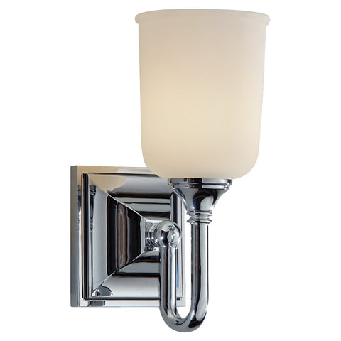 Murray Feiss 1 Bulb Chrome Vanity Strip - C140-VS27001-CH