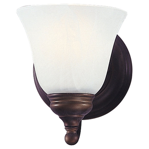 Murray Feiss 1 Bulb Oil Rubbed Bronze Vanity  - C140-VS6701-ORB