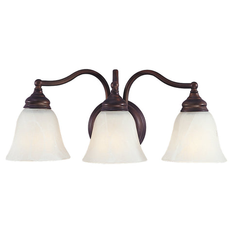 Murray Feiss 3 Bulb Oil Rubbed Bronze Vanity  - C140-VS6703-ORB