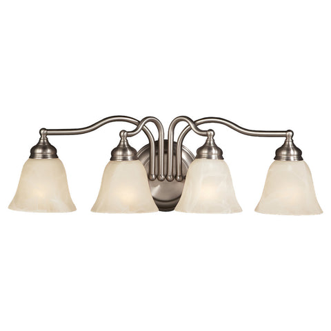 Murray Feiss 4 Bulb Pewter Vanity  - C140-VS6704-PW