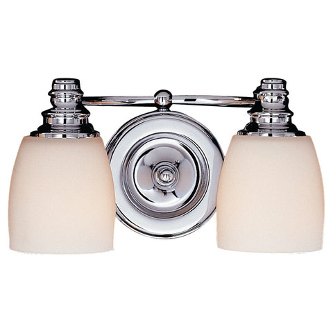 Murray Feiss 2 Bulb Chrome Vanity  - C140-VS7402-CH