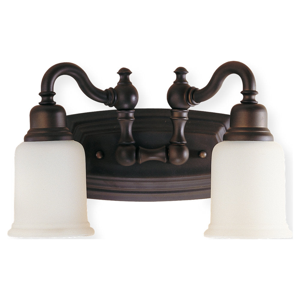 Murray Feiss 2 Bulb Oil Rubbed Bronze Vanity  - C140-VS8002-ORB