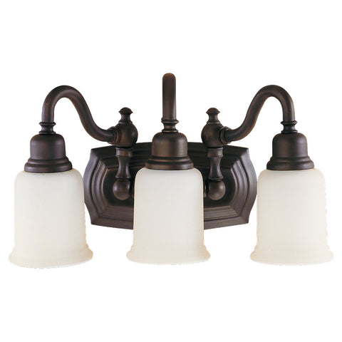 Murray Feiss 3 Bulb Oil Rubbed Bronze Vanity  - C140-VS8003-ORB