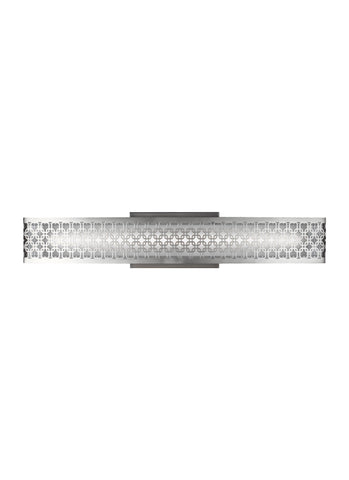 Murray Feiss 2 - Light LED Vanity Satin Nickel - C140-WB1787SN-LED