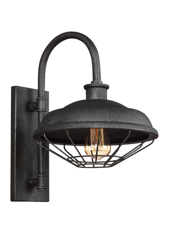 Murray Feiss 1 - Light Indoor / Outdoor Wall Lantern - C140-WB1828SGM
