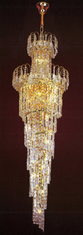 H905-LYS-3271 By The Gallery-LYS Collection Crystal Pendent Lamps