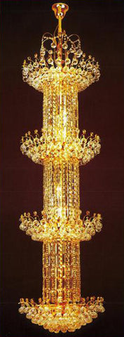 H905-LYS-6618 By The Gallery-LYS Collection Crystal Pendent Lamps