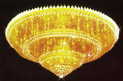 H905-LYS-8981 By The Gallery-LYS Collection Crystal Celling Mounted Lamps