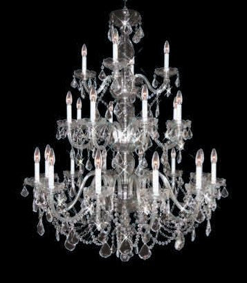C121-GOLD/7831/4560 Alexandria Collection By Elegant Murano Venetian Style CHANDELIER Chandeliers, Crystal Chandelier, Crystal Chandeliers, Lighting