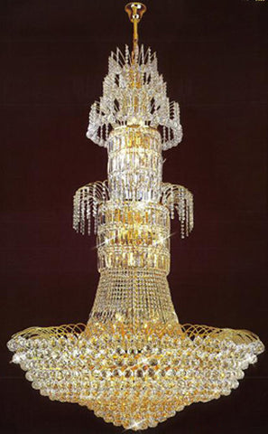 H905-LYS-3292 By The Gallery-LYS Collection Crystal Pendent Lamps