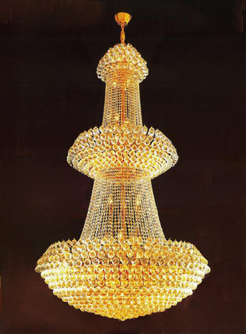 H905-LYS-6604 By The Gallery-LYS Collection Crystal Pendent Lamps