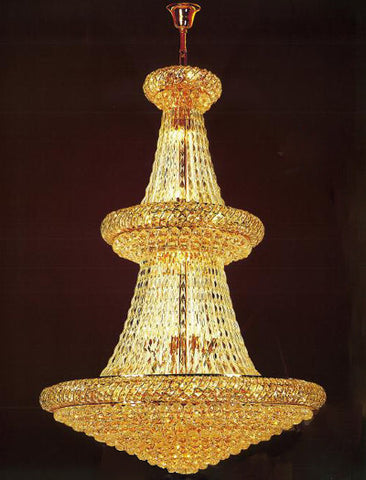 H905-LYS-6605 By The Gallery-LYS Collection Crystal Pendent Lamps