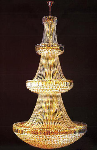 H905-LYS-6607 By The Gallery-LYS Collection Crystal Pendent Lamps