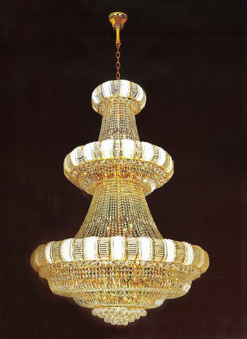 H905-LYS-8103 By The Gallery-LYS Collection Crystal Pendent Lamps