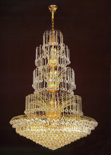 H905-LYS-8172 By The Gallery-LYS- Collection Crystal Pendent Lamps