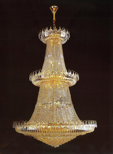H905-LYS-8187 By The Gallery-LYS Collection Crystal Pendent Lamps