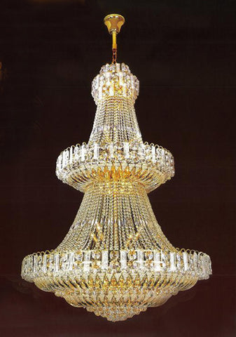 H905-LYS-8196 By The Gallery-LYS Collection Crystal Pendent Lamps